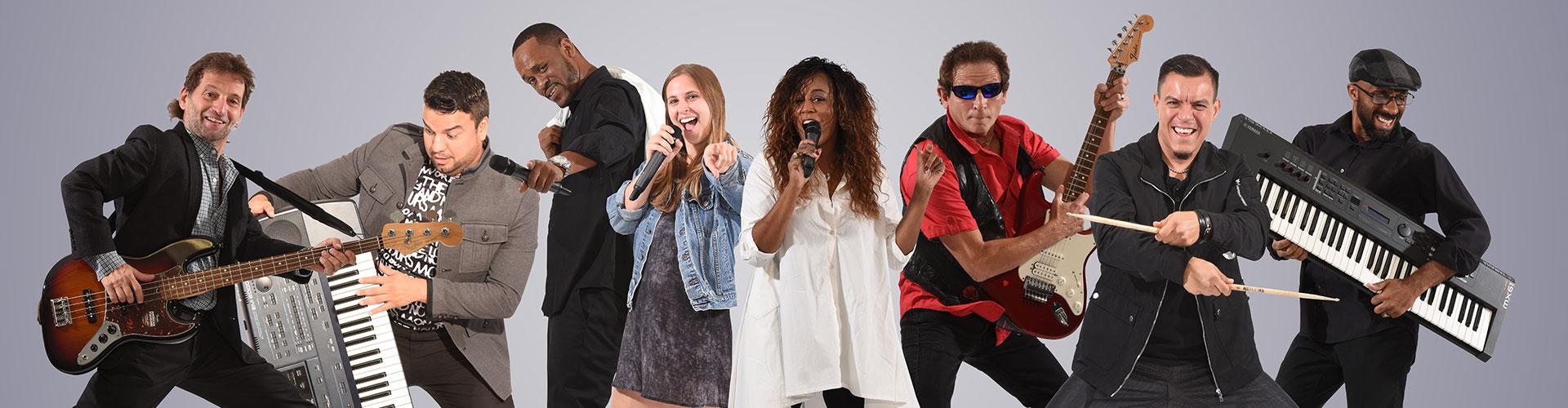 Cover Band Miami